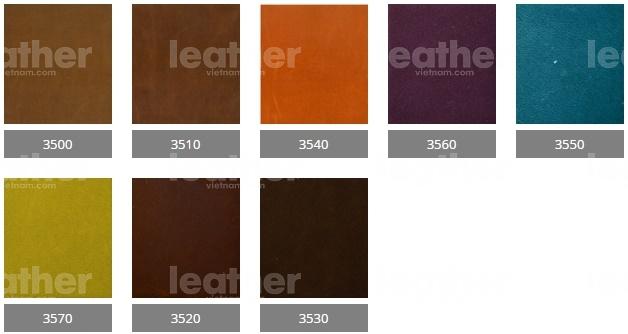 New Lancaster color card